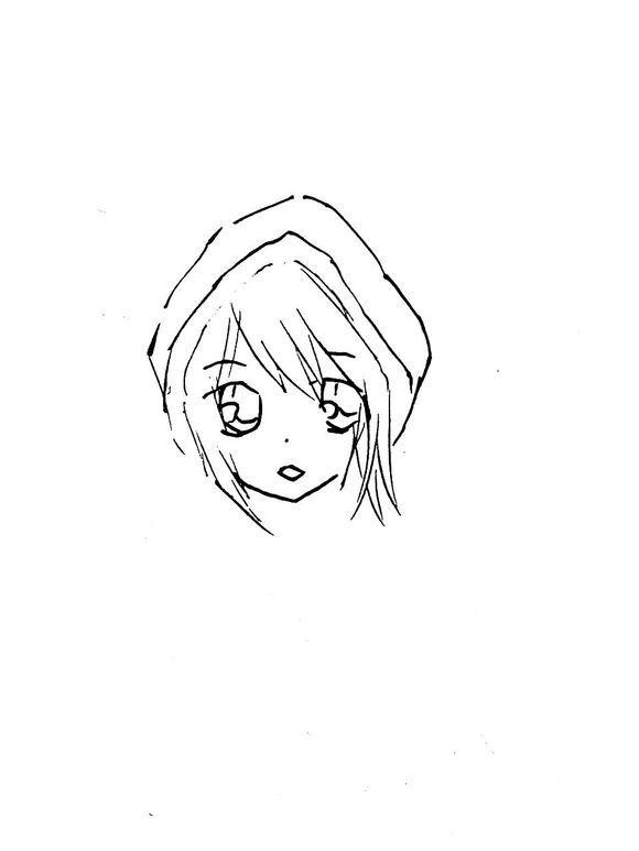水友简易涂鸦第12弹 教你如何画水晶室女