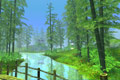 3D仙魔题材《三界轮回》游戏截图