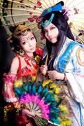 【九阴cosplay】蝶舞动江湖 九阴玩家cosplay赏析