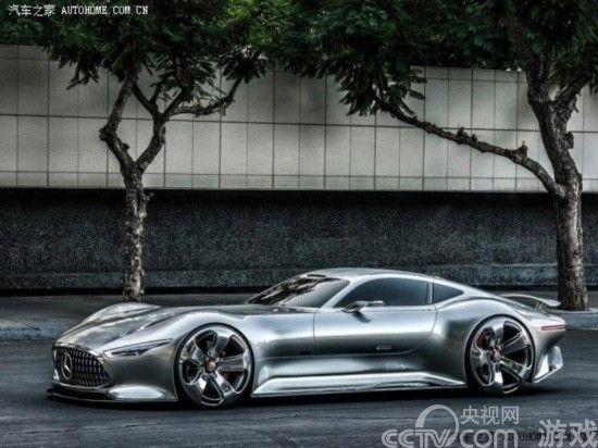 """日前大众表示,将在5月23日为PS3游戏""""GT赛车6""""推出一款专门设计的车型,该车被称为高尔夫GTI VisionGran Turismo。   此前,奔驰和宝马都曾经针对GT赛车6推出过概念车型,两款车型的设计也都非常动感,而此次大众则准备基于高尔夫GTI车型推出游戏中的全新概念车。  『奔驰VisionGran Turismo概念车』  宝马VisionGran Turismo概念车   于早些时候,大众已经发布了该车的预告图,新车看上去很是低矮,有一些尚酷的设计风格,配合"""