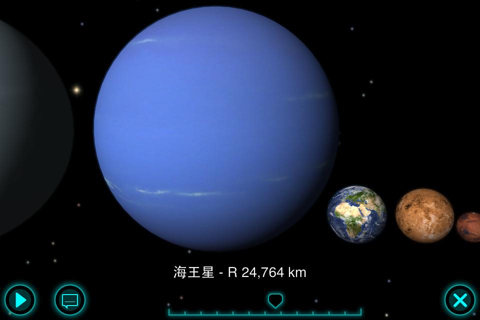 教育模拟学习 三维太阳系模型