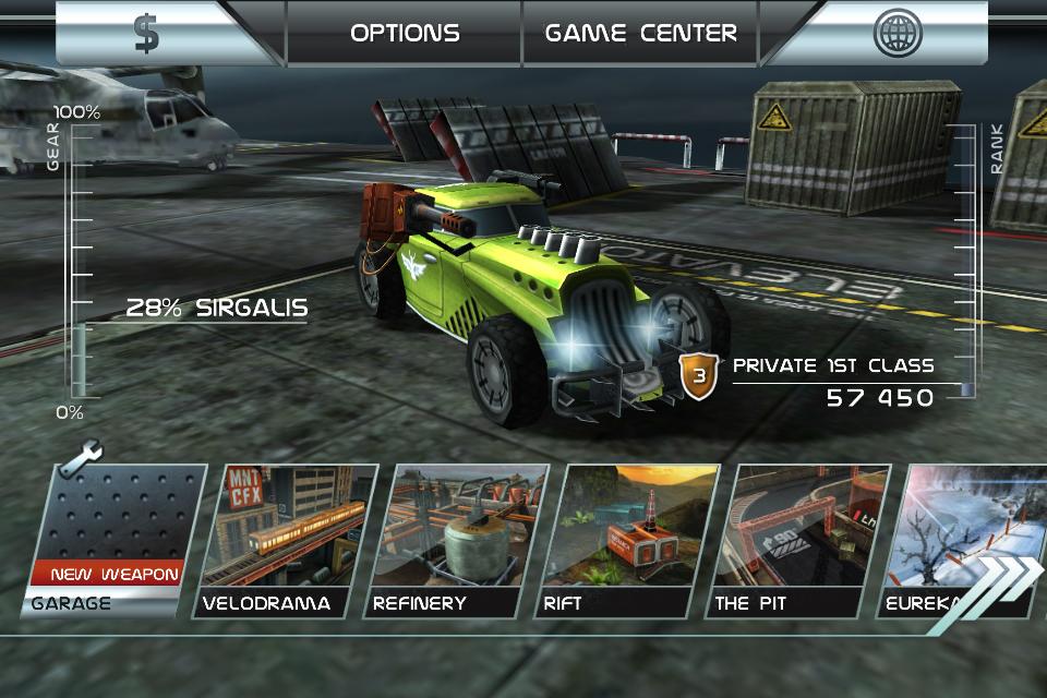 什么单机赛车游戏最好玩?