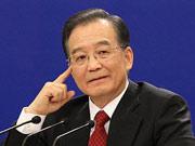 2010年总理会见中外记者
