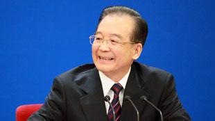 2012年温总理会见中外记者并回答记者问题
