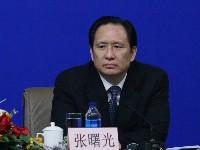 铁道部副总工程师兼运输局局长张曙光