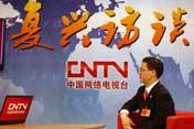 周汉民:上海世博会一定是一个人民欢聚的舞台