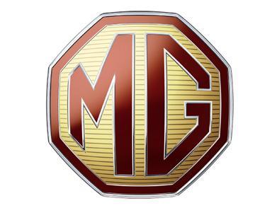 汽车品牌标志-MG