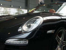 保时捷-保时捷911车身外观图片