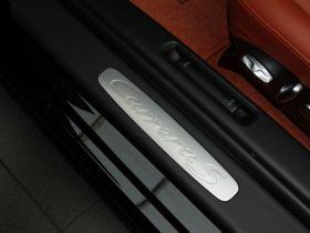 保时捷-保时捷911车厢内饰图片