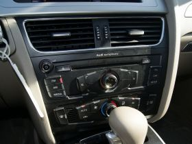奥迪-奥迪A4L中控方向盘图片
