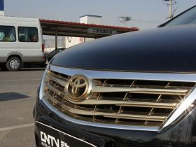 丰田-凯美瑞车身外观图片