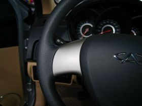 奇瑞-奇瑞A3中控方向盘图片