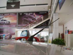 瑞麒-瑞麒M5车身外观图片