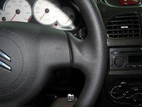 雪铁龙-雪铁龙C2中控方向盘图片