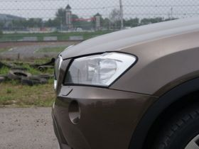 宝马-宝马X3车身外观图片