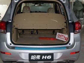 长城-哈弗H6车厢内饰图片