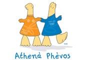 04年雅典奥运会吉祥物
