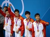 中国游泳队