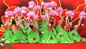 和谐中国风 盛世牡丹行