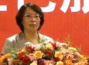 广安市旅游局副局长李春风讲话