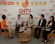 [视频]援助日灾后复兴旅游首发团做客CNTV