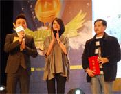 视频盛典人气视频奖颁奖