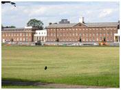 Cuartel de la artillería real