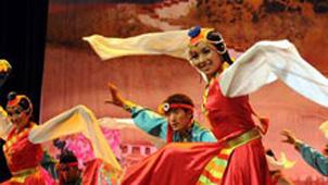 60 Aniversario de Liberación Pacífica <br>de Tíbet