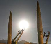 东风-11战术弹道导弹
