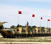 中国陆军战斗群主战装备