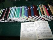 吴老生前的学习笔记