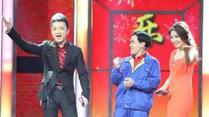 """""""家政哥""""张钰的新年愿望——我要对妻子说 我爱你"""