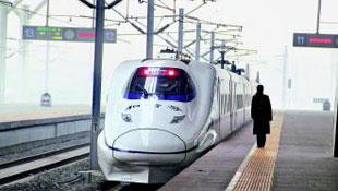 2013年铁路营业里程突破10万公里 高铁运营里程突破1万公里