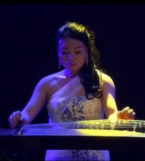古筝合奏《战台风》