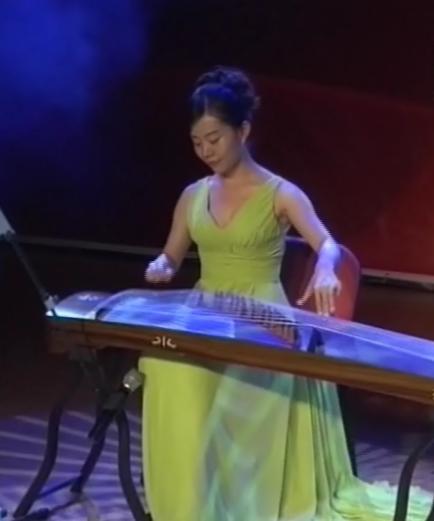 古筝演奏《乡韵》