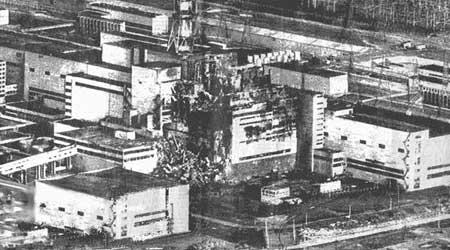 切尔诺贝利核电站爆炸