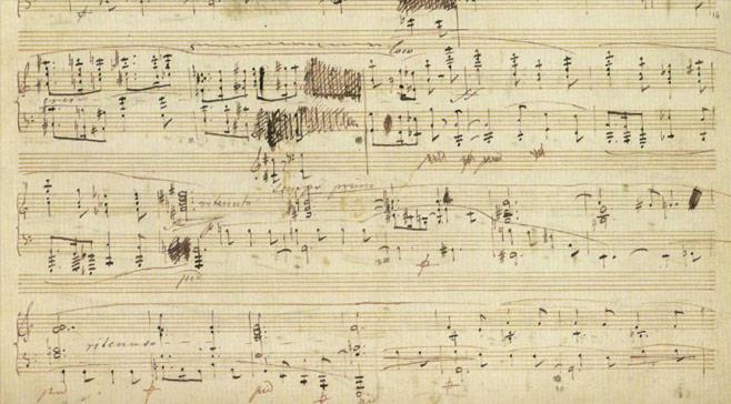 肖邦的叙事曲和幻想曲(下)