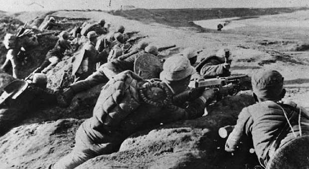 《砥柱中流——伟大的敌后抗战》走入历史,抚今追昔