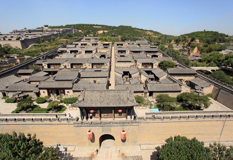 王家大院_中国传统中的家规之二十六:山西灵石王家大院