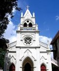 鹭岛教堂漫谈
