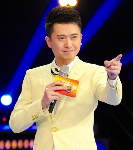 2006年参加中央电视台挑战主持人综艺节目主持人大赛,以亚军的成绩图片