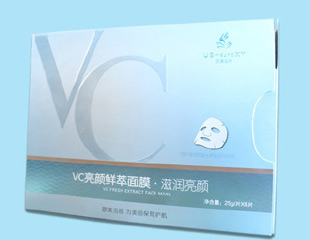 VC靓颜面膜