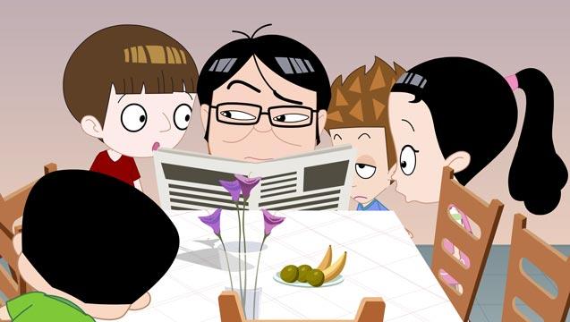 家有儿女动画版3_动画城_央视网(cctv.com)