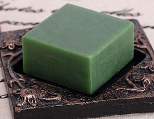 抹茶精油手工皂
