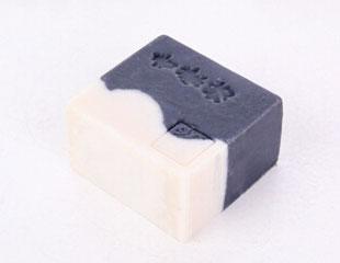 竹炭净透控油皂