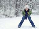 下雪了!欢乐时光开始,最欢乐的雪后