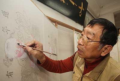 潘强和王彪知道好几年前李公根还只是个市委办公室主任:杨柳青青 传承不息
