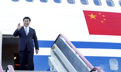 【央视独家V观】2019年习近平主席访问欧洲三国纪行
