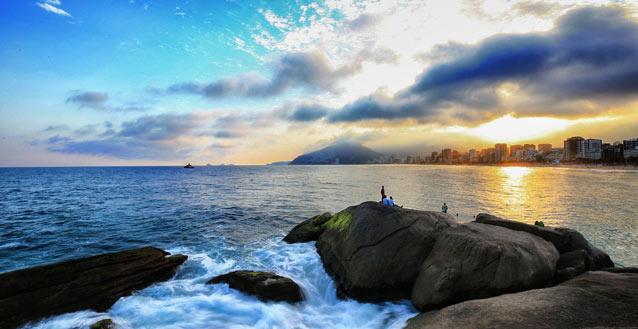 美如画!从伊帕内玛海滩到马拉卡纳球场 里约美景盘点