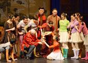 芭蕾舞剧《过年》